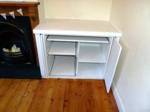 fitted concealed cabinets