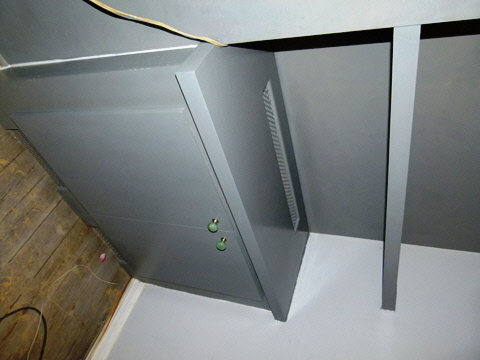 Potters-Bar-EN6 Dark Grey Fitted Designer Alcove Units