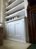 Potters-Bar-EN6 Fitted Victorian Bookcases