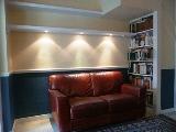 london illuminated shelves